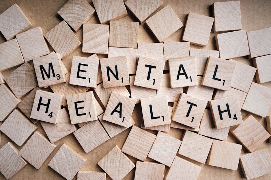 mental health & oral health