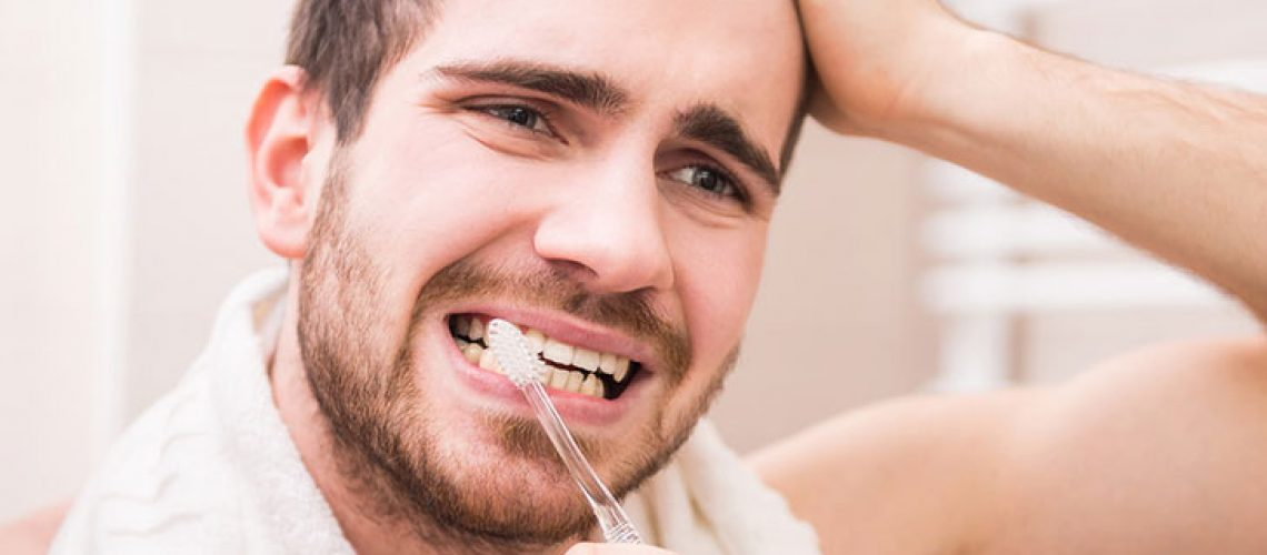 Teeth Brushing for Sensitive Teeth